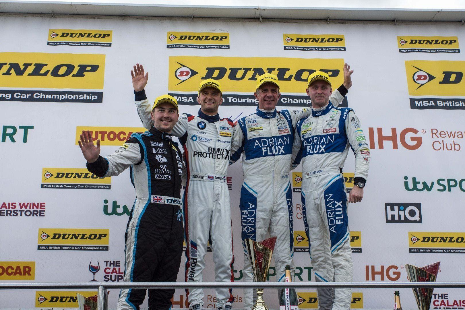 ONE TEAM, ONE MISSION. KNOCKHILL RACE REPORT